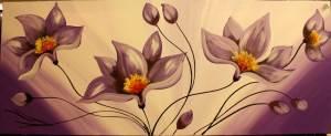 flores-lila-fondo-lila