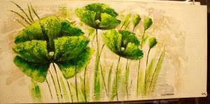 flores-verdes