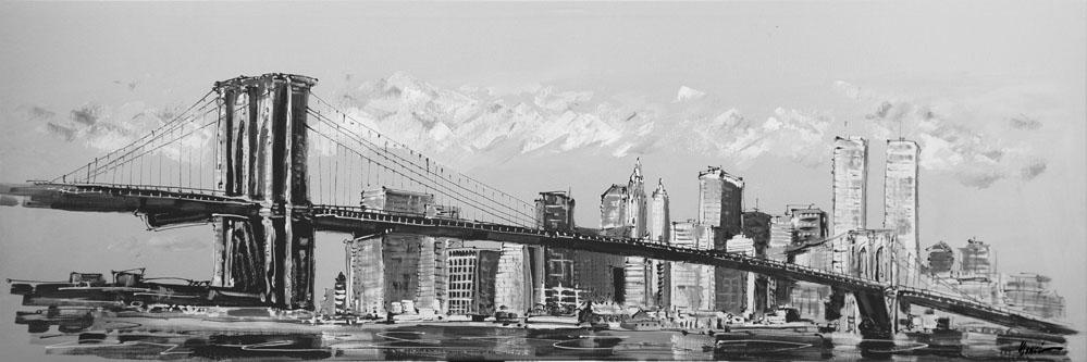Puente de Brooklyn New York